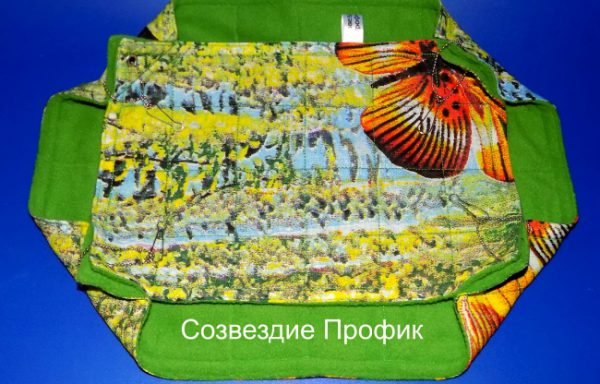 Гамак 2-х ярусный тёплый 20х30 №01 ПРОДАН