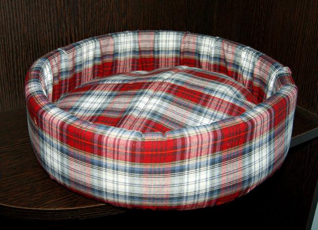 Лежак круглый большой №2